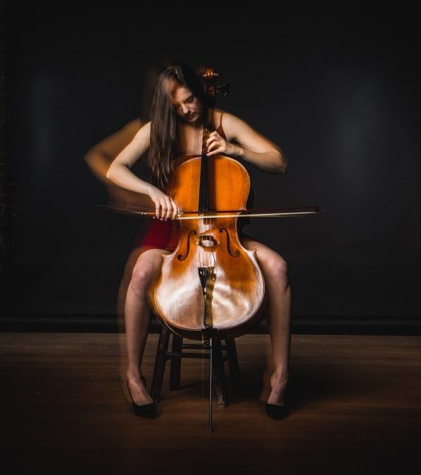 Katherine – The Cello